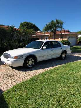 2000 Mercury Marquis for sale in Indian Rocks Beach, FL