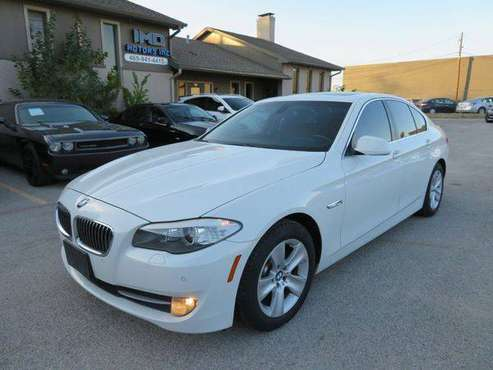 2011 BMW 528 I -EASY FINANCING AVAILABLE for sale in Richardson, TX