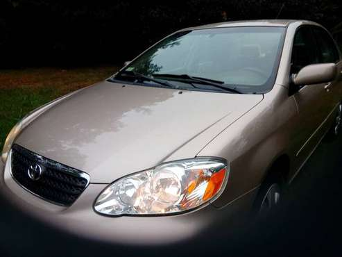 2005 Toyota Corolla 1 Owner LOW MILES for sale in South Yarmouth, MA