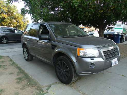 2008 LAND ROVER LR2 HSE 4WD for sale in Los Angeles, CA