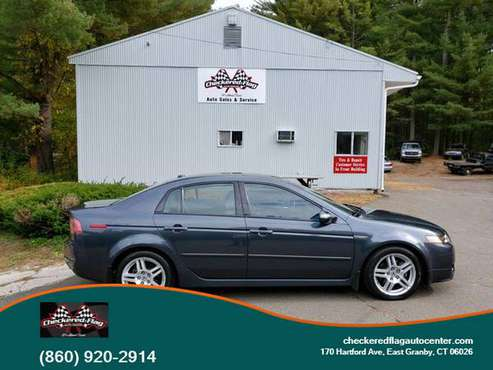 2007 Acura TL for sale in East Granby, CT