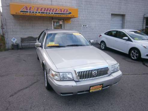 2011 Mercury Grand Marquis LS 4dr Sedan 52035 Miles for sale in QUINCY, MA