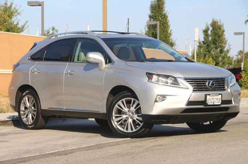 2013 Lexus RX Gray INTERNET SPECIAL! for sale in Redwood City, CA