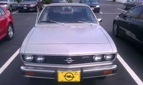 1974 Opel Manta Luxus for sale in South Saint Paul, MN