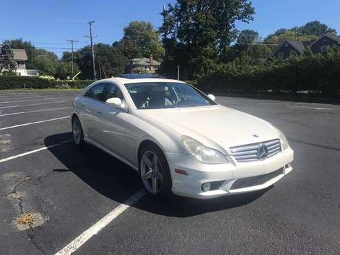 2008 Mercedes CLS550 Diamond Edition for sale in Fair Haven, NJ