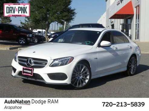 2015 Mercedes-Benz C-Class C 300 AWD All Wheel Drive SKU:FU034646 for sale in Centennial, CO