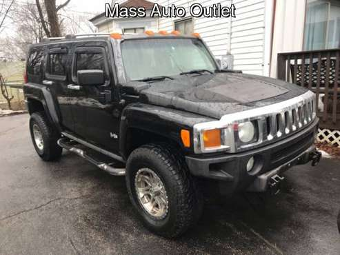 2006 Hummer H3 4dr 4WD SUV for sale in Worcester, MA