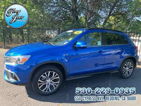 2018 Mitsubishi Outlander Sport SEL 4WD MPG 23 City/ 28 Hwy...CERTIFIE for sale in Redding, CA