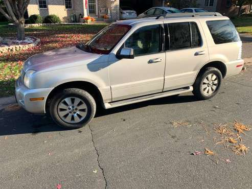2006 Mercury Mountaineer for sale in Hudson, MN