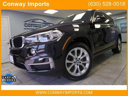 2016 BMW X5 xDrive35i BEST DEALS HERE! Now-$419/mo for sale in Streamwood, IL