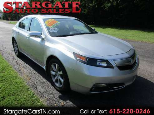 2014 Acura TL Tech - No Matter Your Credit, We Can Help YOU @ STARGATE for sale in La Vergne, TN