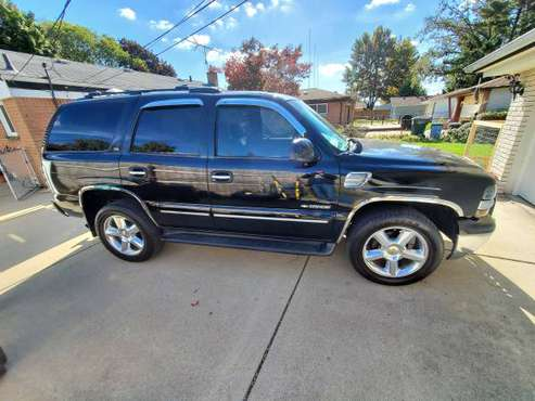 2001 Tahoe LS 5.3 2wd for sale in Lincoln Park, MI