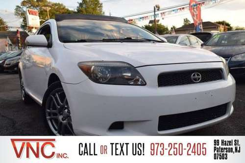 *2007* *Scion* *tC* *Spec 2dr Hatchback (2.4L I4 4A)* for sale in Paterson, CT
