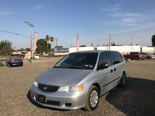 1 Owner Honda Odyssey *80,000 Miles* Brand New Tires * Tinted Windows for sale in Modesto, CA