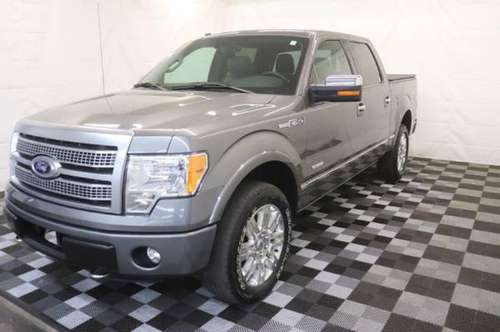2012 FORD F150 SUPERCREW - cars & trucks - by dealer - vehicle... for sale in Akron, MI