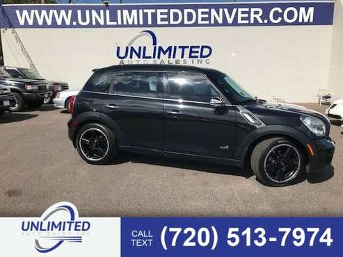 2011 Mini Countryman Cooper S ALL4 Hatchback 4D for sale in Denver , CO