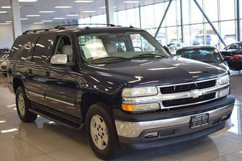2005 Chevrolet Chevy Suburban 1500 LT 4dr SUV **100s of Vehicles** for sale in Sacramento , CA