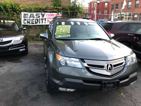 2007 ACURA MDX SH-AWD W/TECH W/RES for sale in Hartford, CT