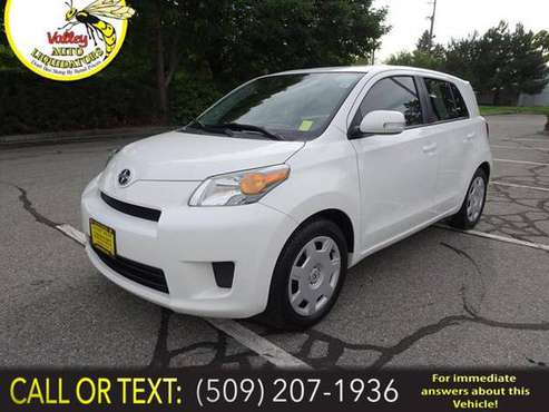 2014 Scion xD 1.8L Compact Hatchback (Gets Great MPG!) Valley Auto L for sale in Spokane, WA