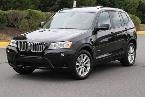 BMW X3 - Alliance Auto Group *Sterling VA* WE FINANCE! for sale in Sterling, VA