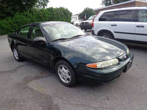 SALE! 2003 OLDSMOBILE ALERO GL1, RUNS GOOD, CLEAN IN/OUT, SPORTY FEEL for sale in Allentown, PA