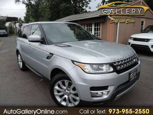 2015 Land Rover Range Rover Sport HSE - WE FINANCE EVERYONE! for sale in Lodi, NJ