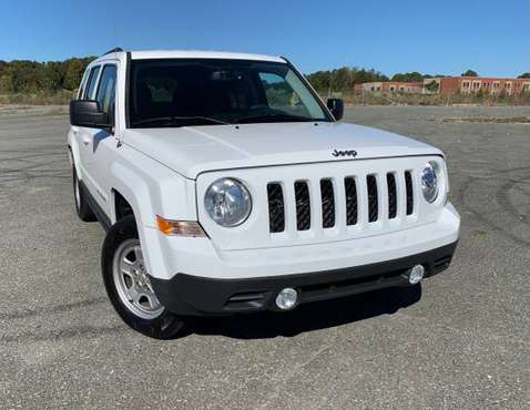 2016 Jeep Patriot Sport - cars & trucks - by owner - vehicle... for sale in Charlotte, NC