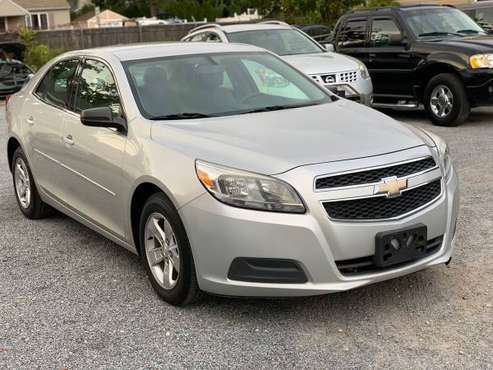 2013 CHEVY MALIBU LS (1 OWNER, CLEAN CARFAX, FWD, EXTREMELY CLEAN) for sale in islip terrace, NY