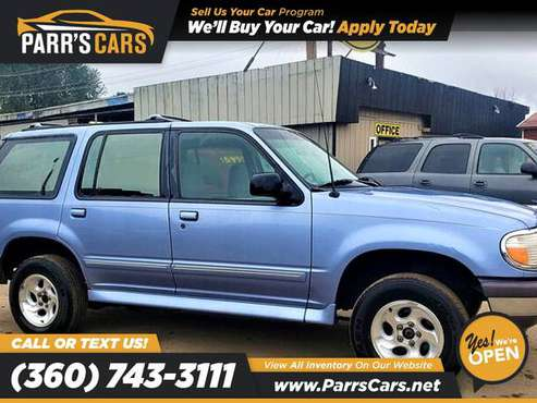 1997 Ford *Explorer* *XLTXLT* PRICED TO SELL! - cars & trucks - by... for sale in Longview, OR