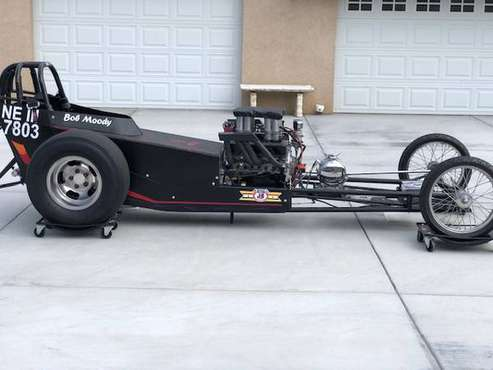 1965 Woody Gilmore Dragster for sale in Tehachapi, CA