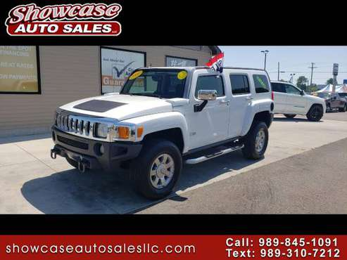 SWEET!! 2006 HUMMER H3 4dr 4WD SUV for sale in Chesaning, MI