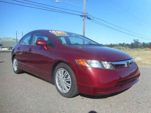2006 HONDA CIVIC AUTOMATIC GAS SAVER for sale in Anderson, CA