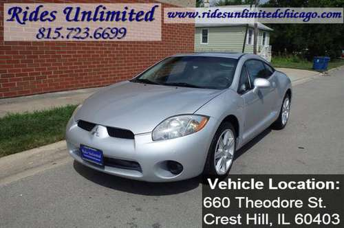 2007 Mitsubishi Eclipse SE for sale in Crest Hill, IL