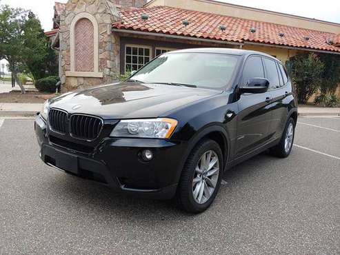 2013 BMW X3 xDRIVE28i ONLY 78,000 MILES! LEATHER! RUNS/DRIVES LIKE NEW for sale in Norman, OK