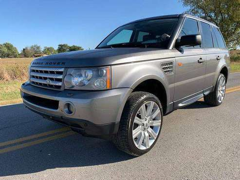 2008 Land Rover Range Rover Sport Supercharged LE 4x4 4dr SUV for sale in Tulsa, OK
