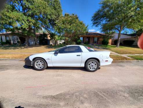 1994 Chevy Camaro CP only 84k miles for sale in Plano, TX