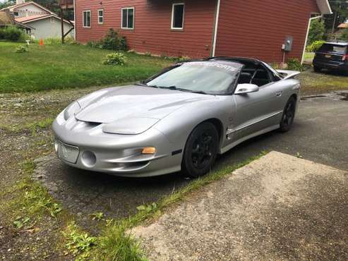 '99 Pontiac Trans Am - cars & trucks - by owner - vehicle automotive... for sale in Auke Bay, AK