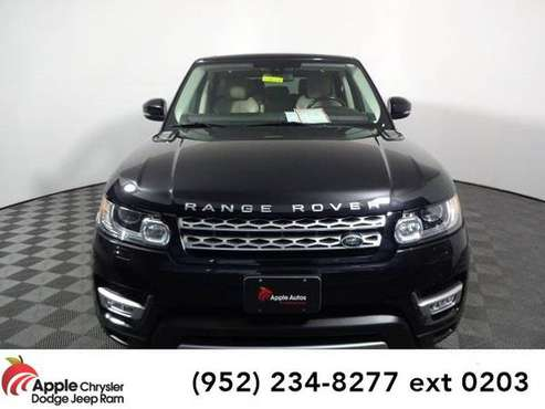 2015 Land Rover Range Rover Sport SUV 3.0L V6 Supercharged HSE... for sale in Shakopee, MN