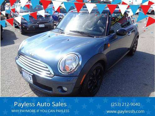 2010 MINI Cooper Base 2dr Hatchback for sale in Lakewood, WA