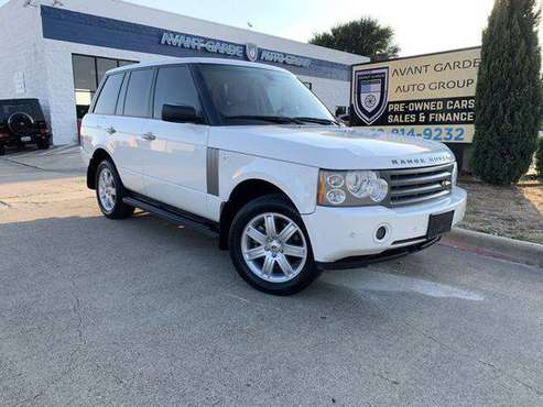 2008 Land Rover Range Rover HSE Sport Utility 4D ~ Call or Text!... for sale in Plano, TX