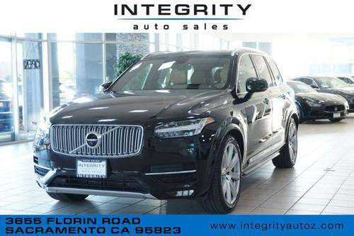 2016 Volvo XC90 T6 First Edition Sport Utility 4D [Free Warranty+3day for sale in Sacramento , CA