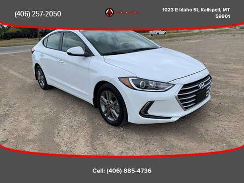 2017 Hyundai Elantra - Financing Available! for sale in Kalispell, MT
