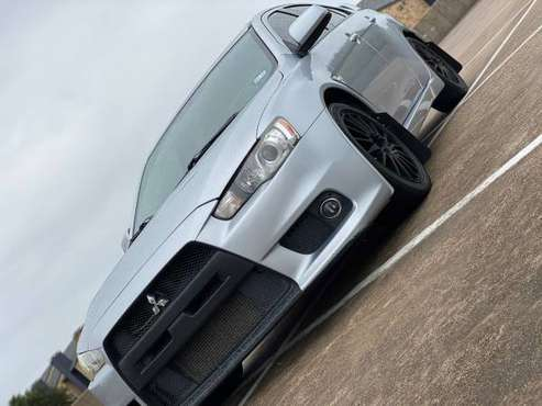 2008 Lancer Evolution GSR for sale in Fort Worth, TX