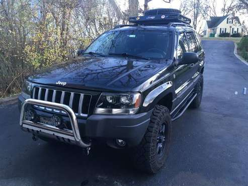 2004 Lifted Jeep, Loaded- Rare! - cars & trucks - by owner - vehicle... for sale in Lake Zurich, IL