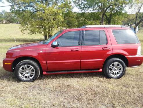 2006 MERCURY MOUNTAINEER PREMIER for sale in Spring City, TN