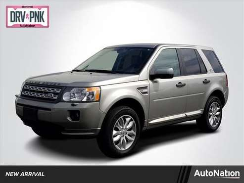 2012 Land Rover LR2 HSE AWD All Wheel Drive SKU:CH293745 for sale in Knoxville, TN