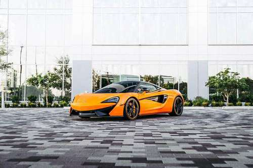 2017 Mclaren 570S 1 Owner*Carbon Fiber Pkg*Warranty*MUST SEE*LOOK! for sale in Dallas, TX
