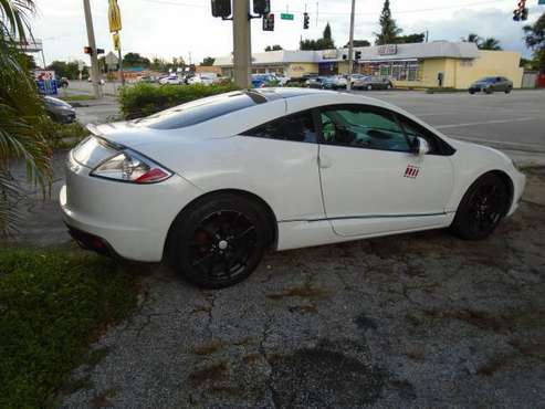mitsubishi eclipse 2011 for sale in Hollywood, FL