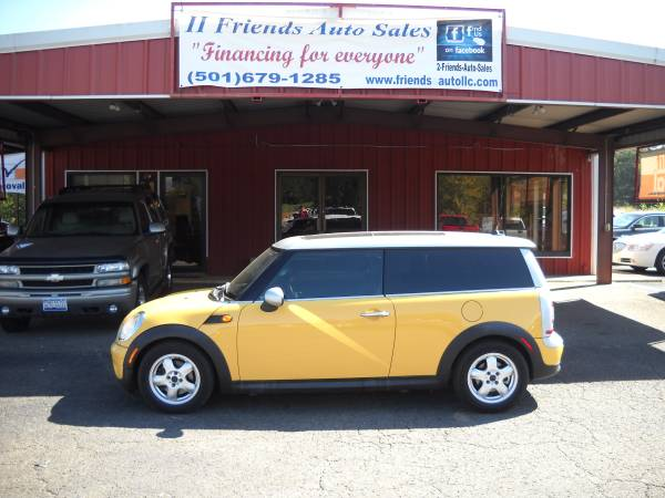 2009 Mini Cooper Clubman for sale in Greenbrier, AR