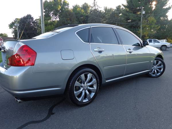 ****2007 INFINITI M35X AWD-ONLY 94k-NAV-CAMERA-SR-NICEST 07 AROUND110% for sale in East Windsor, CT – photo 20